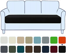 1/2/3 Seats Couch Cushion Cover Sofa Couch Replacement Cover Furniture Protector