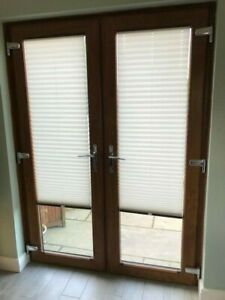 Pair of Hillary's Pleated Blinds - 48.2 x 180cm each <18 months old £300 new