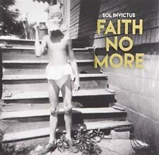 Sol Invictus by Faith No More (CD, May-2015, PIAS)