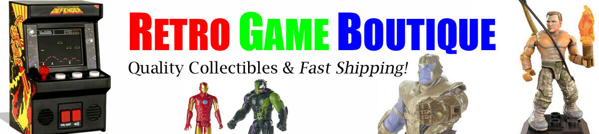 Retro Game Boutique
