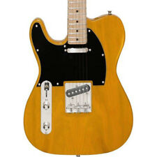 Sawtooth Classic ET 50 ASH Electric Guitar Butterscotch Telecaster LEFT HAND NEW