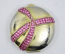 "VTG ESTEE LAUDER ""PINK RIBBON"" for BREAST CANCER AWARENESS COLLECTIBLE COMPACT"