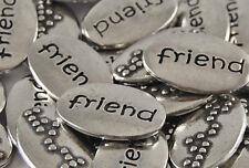 Friend Braille Word Pebble - Bulk Lot of 10
