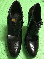 Authentic Lanvin leather shoses size 36( size 6 in us)