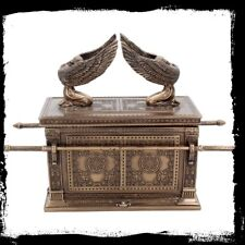 Ark of the Covenant cold cast bronze highly detailed .superb.WU.Production.