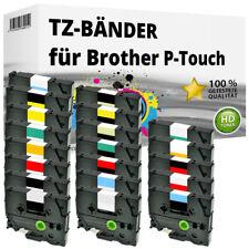 Schriftband kompatibel Brother P-Touch PT E100 1000 1010 1200 200 H100 H105 H110