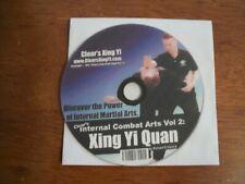 Clear's Xing Yi: Kun Tao Hsing-I Chuan Dvd