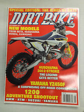 Dirt Bike Magazine Beta Husqvarna Honda September 2014 032717nonR