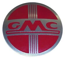 1947 1948 1949 1950 1951 1952 Heater ID Plate Red +Silver GMC Pickup Truck Each