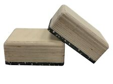 Vf Handstand Blocks with Non-Slip Rubber Bottoms, Yoga, Movement and Gymnastic