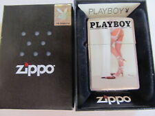 Brand New O/S 2012 Playboy Pin Up Cover August 8 1978 Zippo With Orange Seal