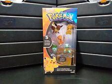 Pokémon Multi Figure Pack Pikachu-Charmander-Squirtle-Bulbasaur-Eeve neuf-scellé