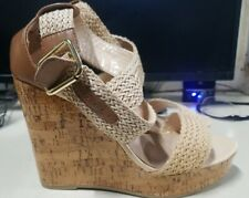 steve by steve madden 5.5 Wedges