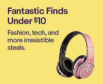Fantastic Finds Under $10   Fashion, tech, and more irresistible steals.