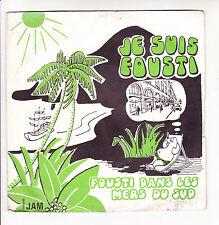 """Claude DARCY Vinyl 45T 7"""" SP JE SUIS FOUSTI - DANS LES MER SUD Enfant JAM RARE"""