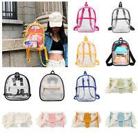 Women's Backpack Travel PVC Handbag Rucksack Backpack Shoulder School Bag