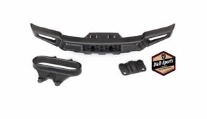 Traxxas 5834 2017 Ford Raptor Slash Front Bumper, Mount & Adapter