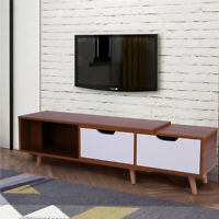 Modern TV Stand Table Entertainment Center Cabinet Storage Living Room Furniture