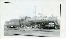 5J616 RP 1930/40s? FRISCO RAILROAD ENGINE #4022 MEMPHIS TN FREIGHT YARDS