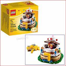 LEGO Birthday Table Cake Pop-Up Table Decoration Set #40153 / Brand New Sealed