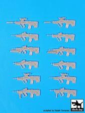 Black Dog 1/35 Israeli IDF Weapons IMI Tavor TAR-21 Assault Rifle (12 pc) F35092