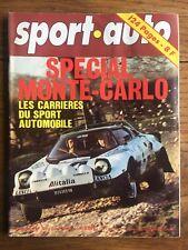 SPORT AUTO 168 Janv 1976 SPECIAL MONTE CARLO PORSCHE 924 OPEL KADETT GTE