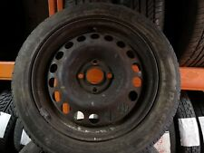 VAUXHALL CORSA C 00-06 STEEL WHEEL 4 STUD WITH PACE TYRE 4MM 185/55R15 82V