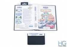 Outrun Europa - Sega Master System Retro Game Cartridge PAL