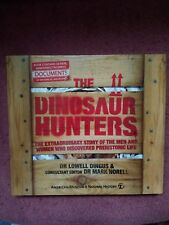 AMERICAN MUSEUM & NATURAL HISTORY ~~ THE DINOSAUR HUNTERS ~~ FREE SHIPPING!!