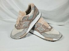 NEW New Balance W998AWA B Made In USA Pink Grey White Shoes Adzorb Womens Size 6