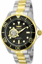 13705 Invicta Pro Diver Automatic Open Heart 47mm Stainless Steel Bracelet Watch