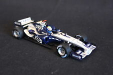 Minichamps Williams BMW FW27 2005 1:43 #7 Mark Webber (AUS) (WC)