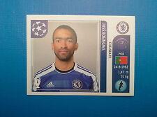 Panini Champions League 2011-12 n.284 Bosingwa Chelsea