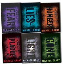 Michael Grant The Gone Series 6 Books Collection Pack Set New Cover- Light, Fear