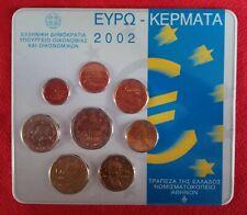 GRECIA 2002 KMS - 8 VALORES CARTERA OFICIAL -