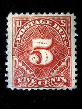 US - SCOTT# J64 - MNG - CAT VAL $11.00 (1)