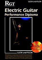RGT ELECTRIC GUITAR Performance Diploma LLCM/FLCM