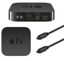1M ottico Toslink SPDIF Cavo fibra digitale audio 1 metro di piombo per Apple TV