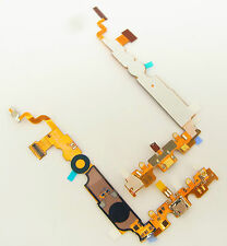 LG Optimus L7 II Dual P715 Ladebuchse Board Mikrofon Power Button Flexkabel flex