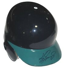 Ken Griffey Jr. Signed Seattle Mariners F/S ABC Vintage Batting Helmet Auto UDA