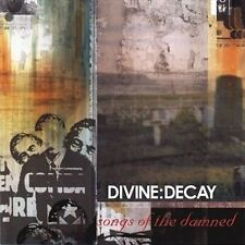 DIVINE DECAY - Songs Of The Damned (CD 2001 Osmose Productions) NEW