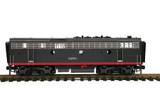 MTH 70-2114-3 1 GAUGE 1/32 SCALE SOUTHERN PACIFIC F7B DIESEL ENGINE UNPOWERED