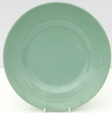 Vintage Woods Ware Beryl 1940s 1950s Salad Plate