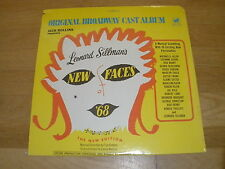 NEW FACES OF '68 broadway cast album LP Record - sealed