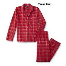 Covington Womens Pajama Top Pants Set Polyester size S M L XL 1X 2X 3X NEW