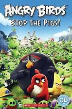 Angry Birds: Stop the Pigs! by Michael Watts, Nicole Taylor (Mixed media...