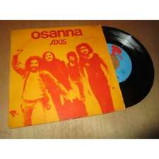 AXIS osanna - nothing to say FRENCH PSYCH POP - RIVIERA SP 1971