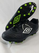 Umbro Speciali R Cup Jr Youth Black White Size 3 Soccer Cleats Shoes