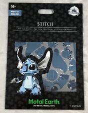 Disney Parks Stitch Metal Earth 3D Model Kits - NEW