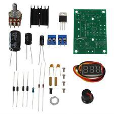 Diy Kit Led Lm317 Adjustable Voltage Regulator Step Down Power Supply Module St7